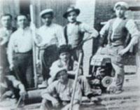 Familie Lenarduzzi 1946