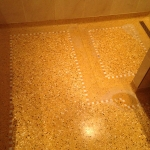 Terrazzo vloer Lenarduzzi