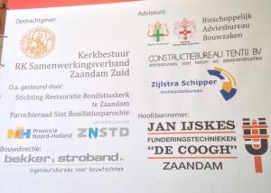 De Coogh Zaandam Sint Bonifatiuskerk