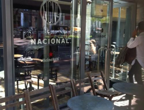 Restaurant Nacional te Amsterdam